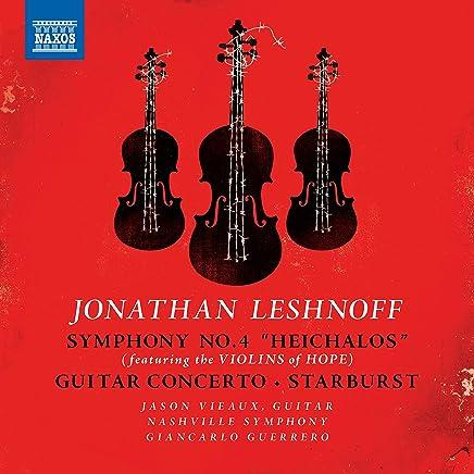 Nashville Symphony Orchestra - Leshnoff: Symphony No. 4 'Heichalos' Performed on the Violins of Hope (2019) LEAK ALBUM