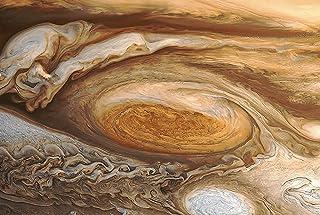 A1 |木星のポスターアートプリント60×90センチメートル180gsmスペース惑星NASA楽しいギフト#8862