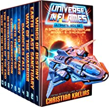 Universe in Flames – Ultimate 10 Book (5 novels + 5 novellas) Box Set: An Epic Space Opera Adventure
