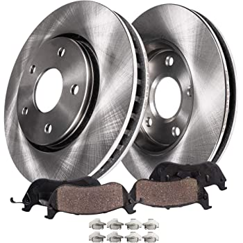 2003 2004 2005 2006 Ford Ranger 4WD OE Replacement Rotors Ceramic Pads F