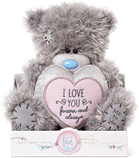 Me to You AP901007 Me to You Signature Collection I Love You Forever & Always Tatty Teddy Bear