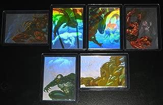 1995 Fleer Ultra Spider-Man HOLOBLAST Insert Set of 9 Cards NM/M Marvel