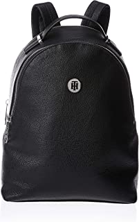 Tommy Hilfiger Th Core Mini Backpack, Black, 28 AW0AW07305