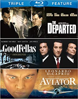 Martin Scorsese: Triple Feature (Goodfellas / The Aviator / The Departed)