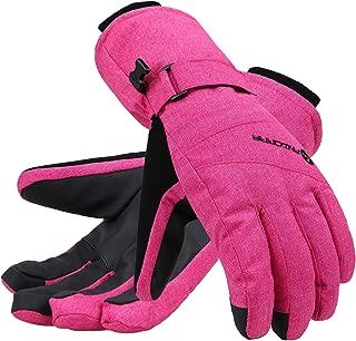 Best hot pink snow gloves Reviews