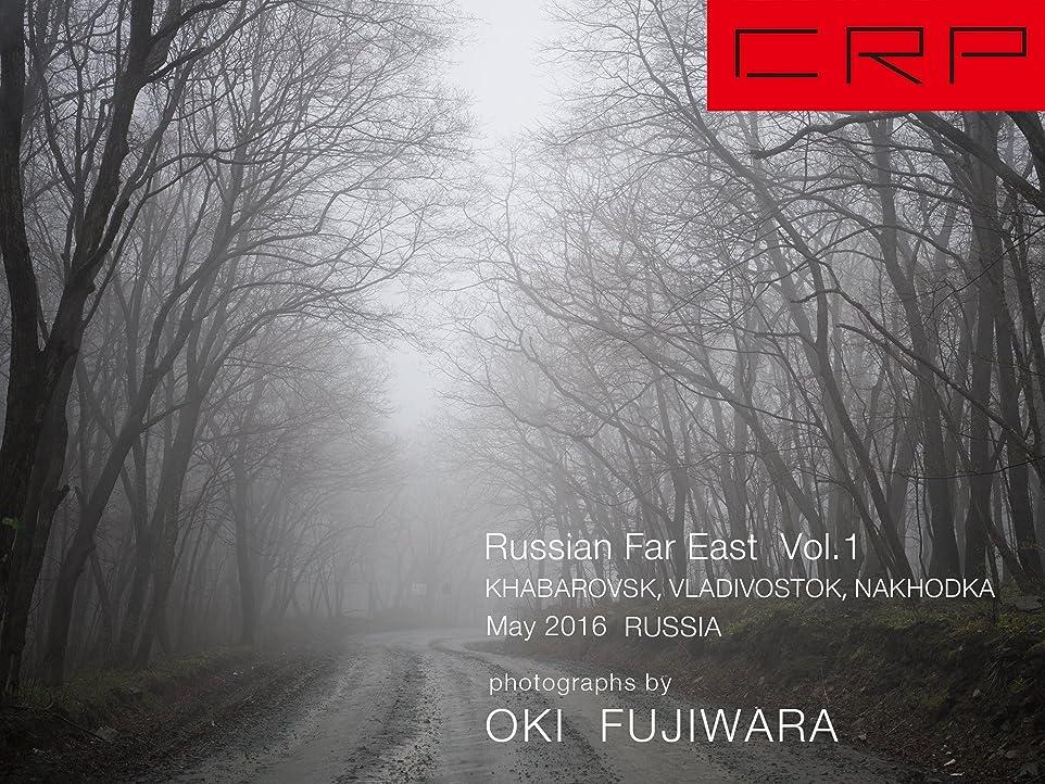 ライバルブロンズ一口CRP RUSSIA  KHABAROVSK, VLADIVOSTOK, NAKHODKA  Russian Far East Vol.1 May 2016