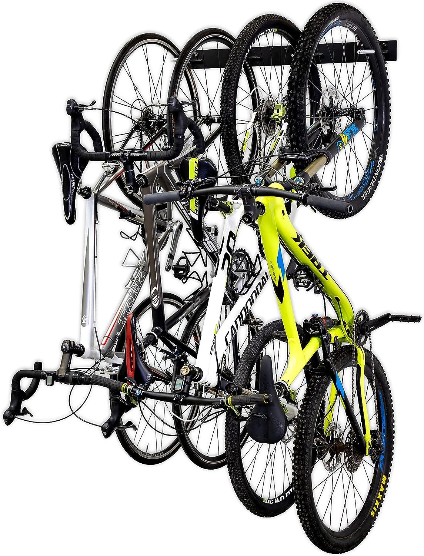 Department store 4 Bike Rack for Garage Ultra-Cheap Deals - Heavy Steel Solid Duty Extra BLAT