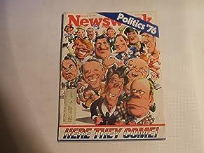 Newsweek January 12, 1976 (POLITICS '76 - HERE THEY COME!)