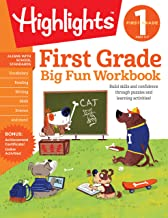 First Grade Big Fun Workbook (Highlights™ Big Fun Activity Workbooks)