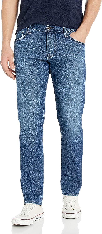 AG Adriano Goldschmied Men's The Tellis Modern Slim Leg Denim Jean