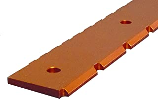 Notched Straight Edge For Fender Scale/Gibson Scale - Guitar Neck Setup Tool