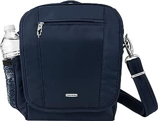 Travelon Anti-Theft Classic Tour Bag Medium, Midnight (Blue) - 42472 360