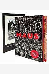 Maus I & II Paperback Box Set Paperback