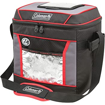 Coleman Soft Cooler Bag | Keeps Ice Up to 24 Hours