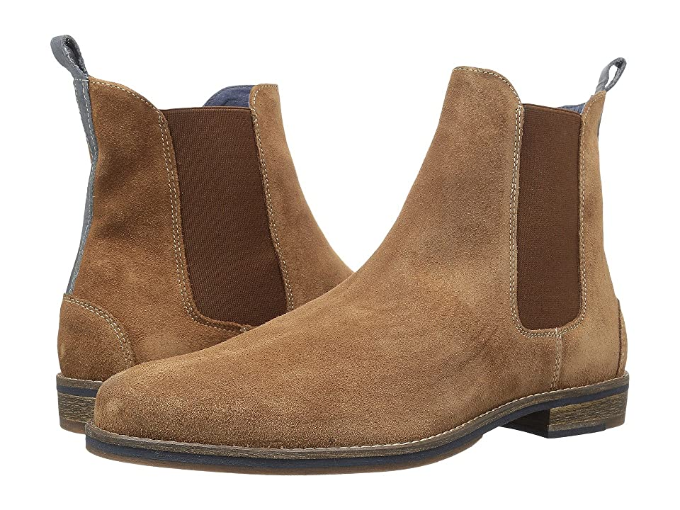 PARC City Boot Chelsey (Tan Suede) Men