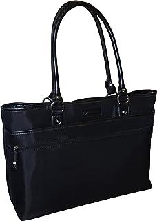 Franklin Covey Women's Business Laptop Tote Bag - Black