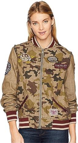 Rogue Camo Jacket