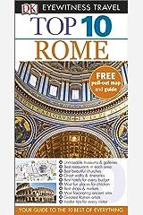 DK Eyewitness Top 10 Travel Guide: Rome Paperback