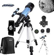 Aomekie Telescopios Astronomicos 70/400 Telescopios Niños
