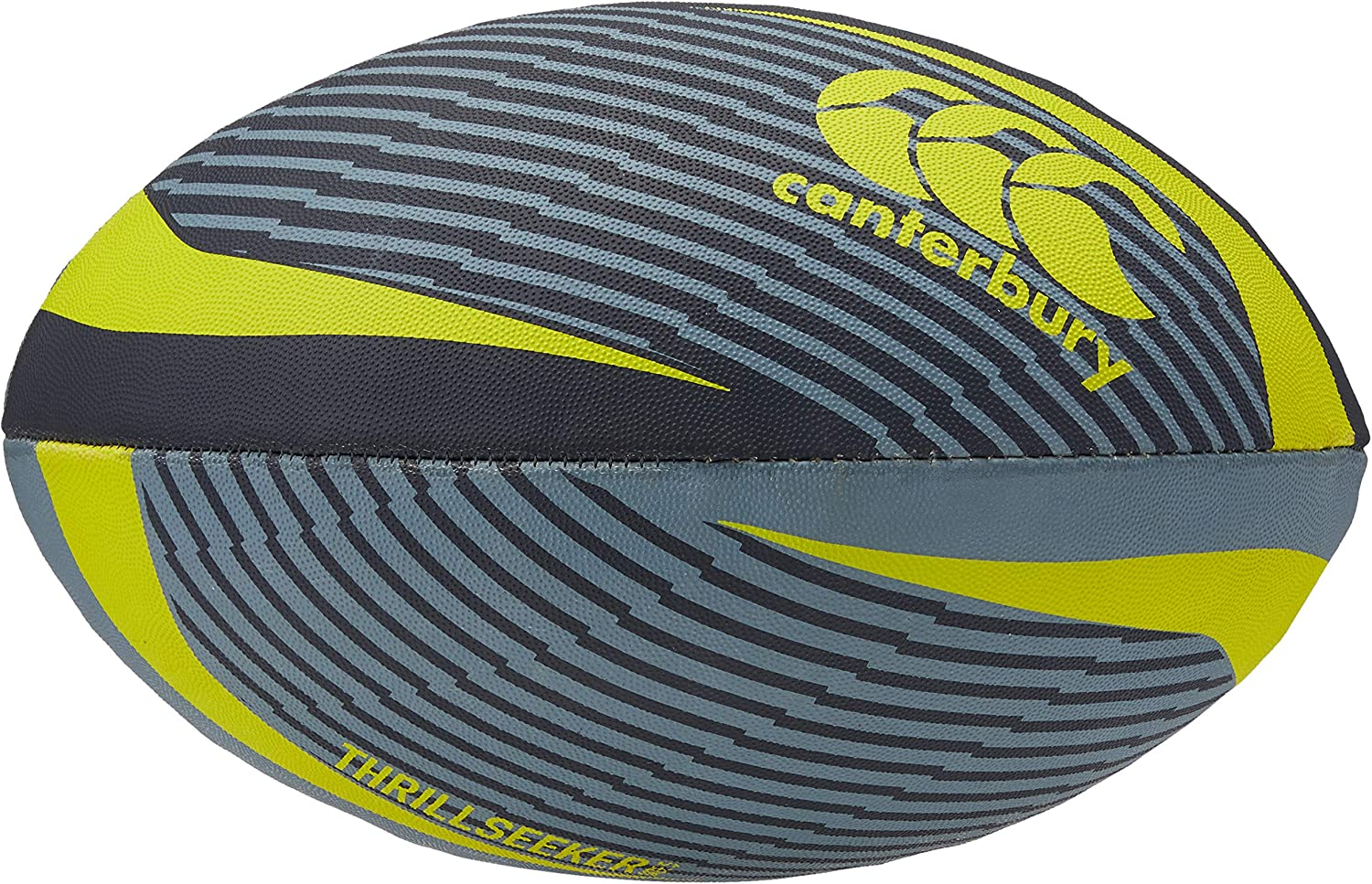 Canterbury of New Zealand Unisexs Thrillseeker Rugby Ball