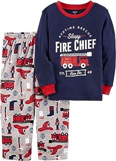 Boys (2-7) Carter's(R) 2pc. Fire Chief Pajama
