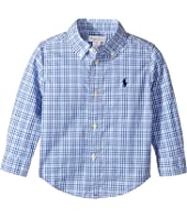 Ralph Lauren Baby - Plaid Cotton Poplin Shirt (Infant)