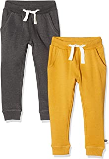 MINYMO jongens Broek Minymo 2er Pack Sweat pants/Freizeithose für Jungen