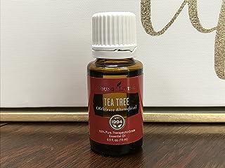 Tea Tree (Melaleuca Alternifolia) Essential 15ml Oil by Young Living Essential Oils