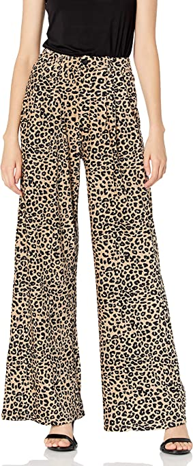 KENDALL + KYLIE Women's High Waisted Flare Pant