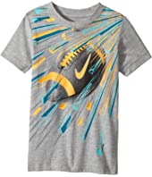 Nike Kids - Explosive Football Tee (Little Kids)