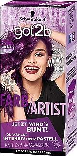 got2b 094Blueberry Lila Color de Artist Color del pelo
