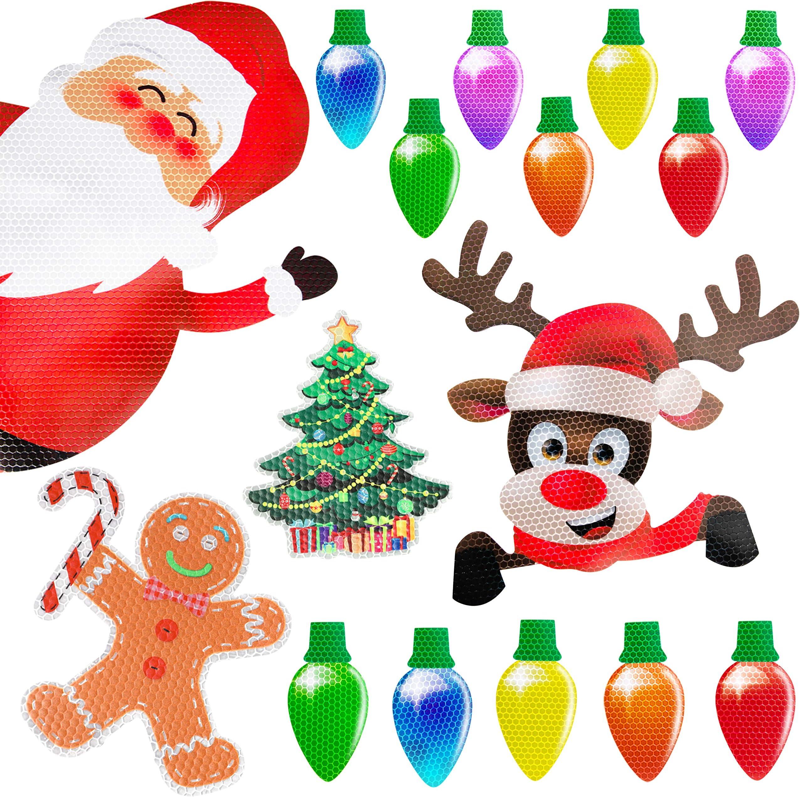 christmas magnet office magnet stocking filler wooden magnet Owl and Fox wooden fridge magnets Christmas decor kitchen decor