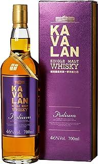 Kavalan Podium Single Malt Whisky in Geschenkverpackung Taiwan 1 x 0.7 l