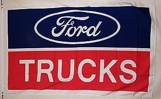 Nuge Ford Trucks Car Flag 3' X 5' Indoor Outdoor Banner