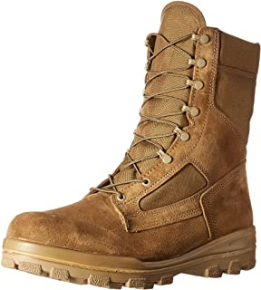 Bates Men's DuraShocks Steel Toe Military & Tactical Boot