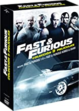 Pack: Fast & Furious 1-8 + Hobbs & Shaw [DVD]