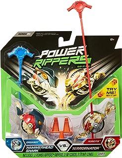 Power Rippers 2 Pack Series 1 - Hammerhead Shark Vs. Terrornator