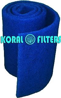 Koi Pond Filter Media Roll Rigid, 12
