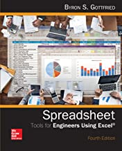 Spreadsheet Tools for Engineers Using Excel 2016 PDF