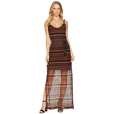 Sanctuary Horizon Maxi Dress (Horizon Stripe) Women