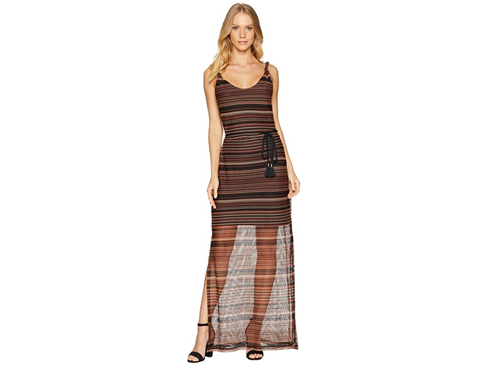 Sanctuary Horizon Maxi Dress (Horizon Stripe) Women