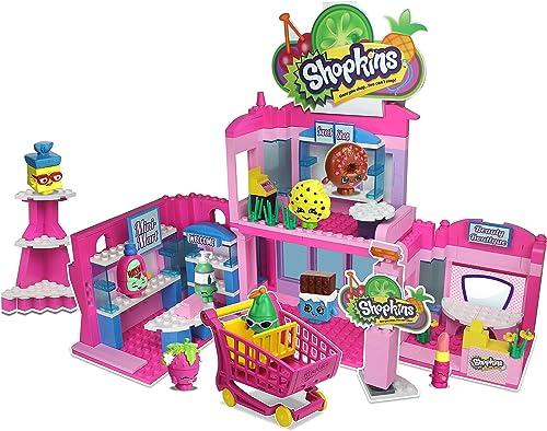 Shopkins Shopville, Stadtzentrum Spiel-Set, 37338