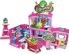Shopkins Kinstructions Shopville Town Center Model