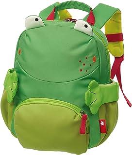 Mini Rucksack, Frosch Mochila infantil, 26 cm, 8.008 liters, Verde (Grün)