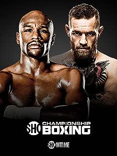 SCB: Mayweather vs. McGregor