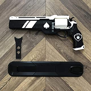 Ace of Spades Hand Cannon with Stand