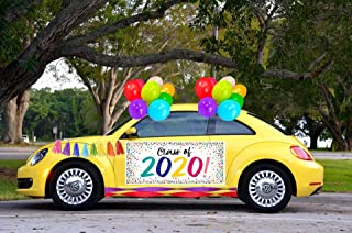2020 Graduation Parade Car Decorations Kit, Party Decorations EVERYTHING to Plan & Personalize