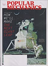 Popular Mechanics July/August 2019 How We'll Make The Next Giant Leap