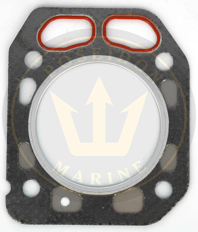 Poseidon Marine Cylinder Head Gasket for Yanmar 1GM10 RO  128171-01911 128171-01330