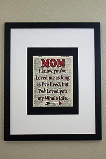 mom i know you ve loved me